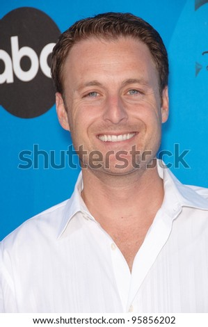 The Bachelor host CHRIS HARRISON at the Disney ABC TV All Star Party at Kidspace in Pasadena. July 19, 2006  Pasadena, CA  2006 Paul Smith / Featureflash - stock photo
