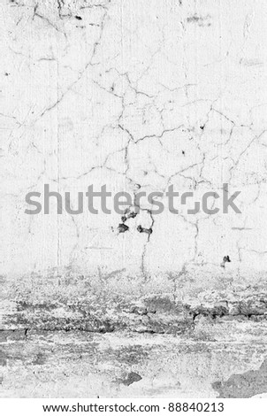 The Background from high detailed fragment stone wall. - stock photo