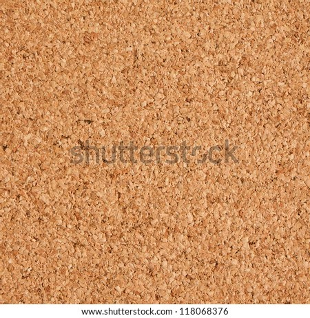 The background made by the cork tree staple closeup