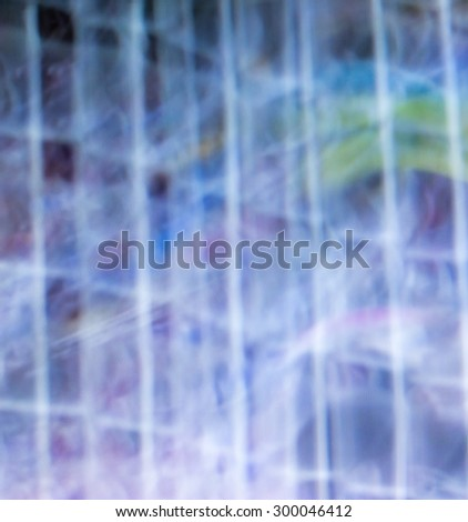 The  blur Abstract picture. Soccer. - stock photo