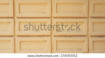 The brick wall  texture - stock photo