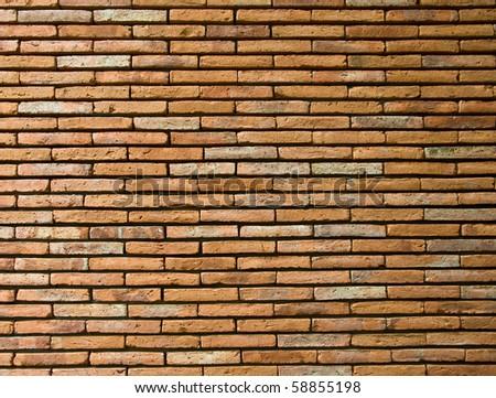 The Brick wall texture - stock photo