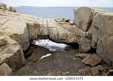The Bridge, Torndirrup National Park, Albany, Western Australia