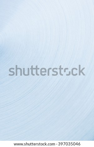 The bright polished metal surface. The background. - stock photo