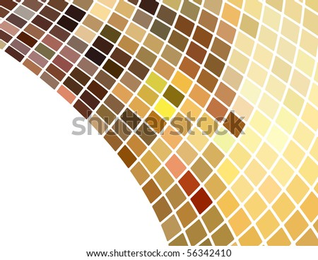 the brown abstract background (vector version in portfolio)