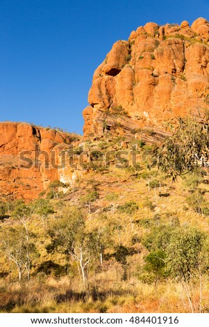 The Bungle Bungles can be found in the World Heritage listed Purnululu National Park of Western Australia's Kimberley region.