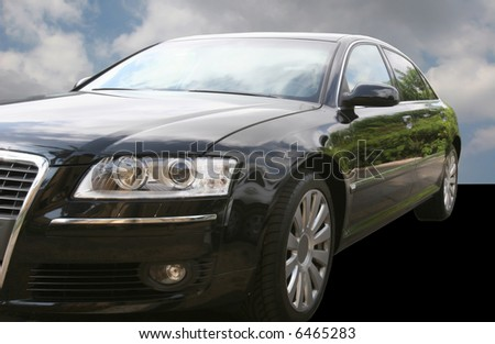 The car - stock photo