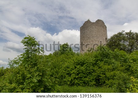 The castle of Kallm�¼nz in Bavaria