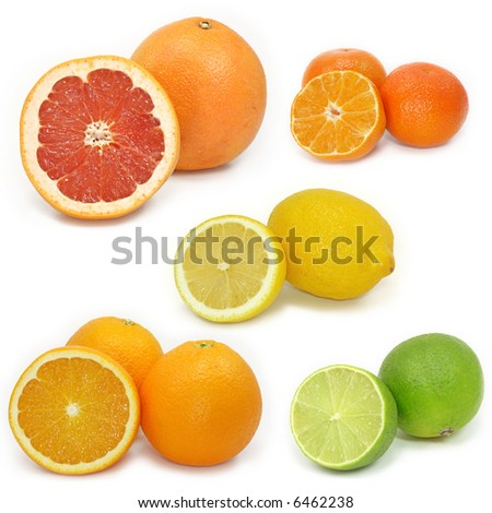 The citrus collection . The high resolution detail photos are to be found in my portfolio