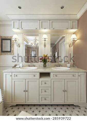 bathroom vanity stock images, royalty-free images & vectors