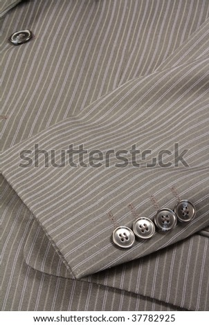 The close-up elegance business jacket with buttons