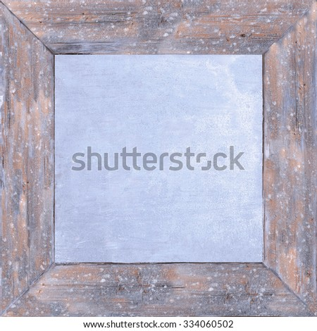 The combination of wood and stone flooring image. (High Res.)                    - stock photo