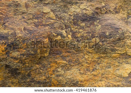 The detail texture of stone - stock photo