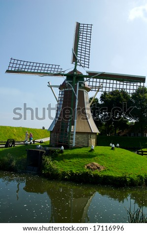 The Dutch Wind Pump