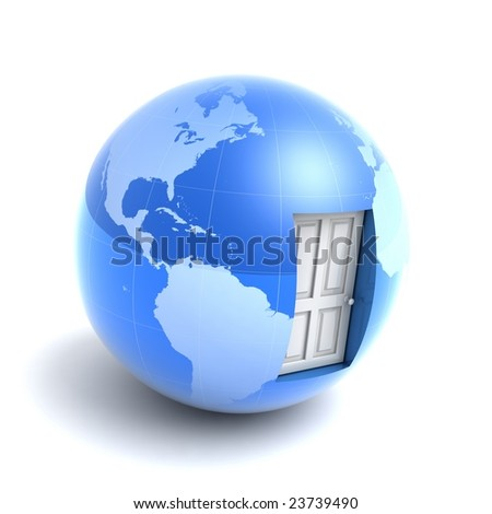 the Earth - stock photo