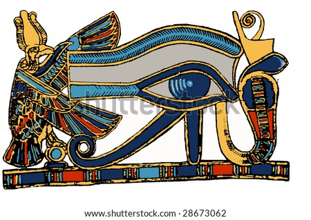 Egyptian eagle Stock Photos, Images, & Pictures | Shutterstock