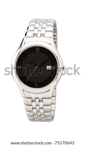 The elegance wristwatch nice for you - stock photo
