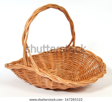 The Empty Easter Basket