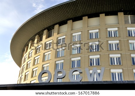 The Hague - stock photo