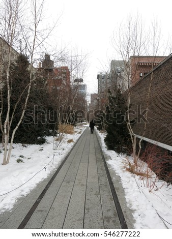 The Highline, New York