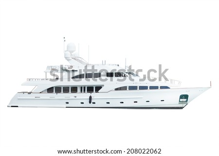 the image of a yacht