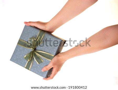 The image of gift