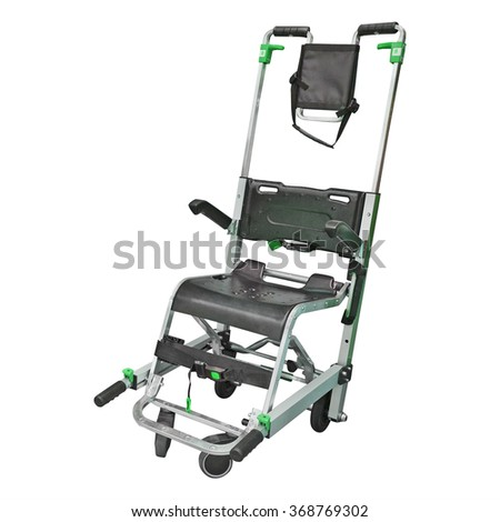 The image of stretcher  - stock photo