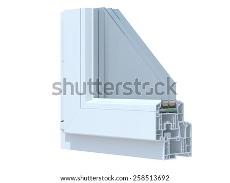 The image of the sample box on white background