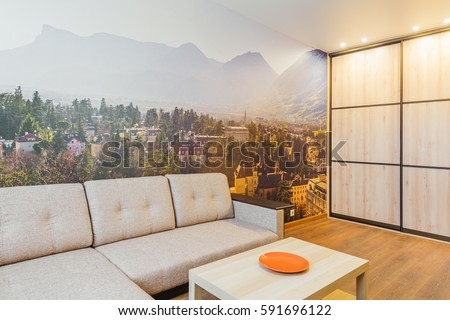 Wall Mural Stock Images, Royalty-Free Images & Vectors | Shutterstock