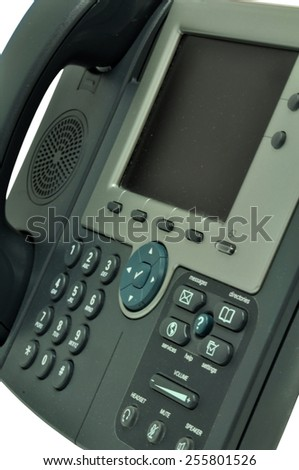 The IP Telephone