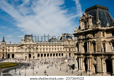 The Louvre - Paris - France