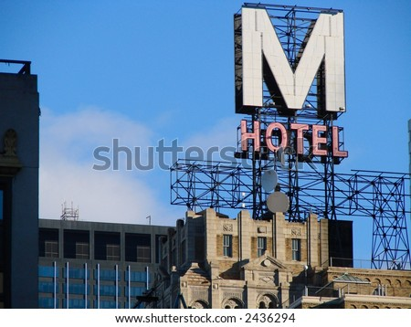 The M Hotel, New York City