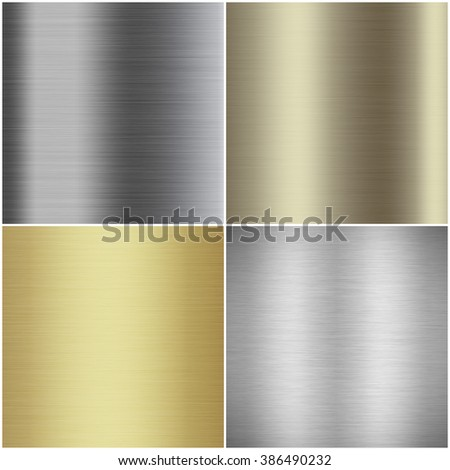 The metal surface texture background
