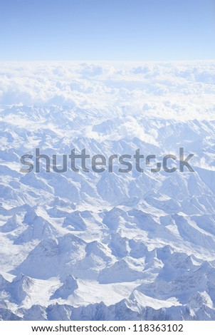 The mountains - Annapurna Massif - Himalayas - Everest