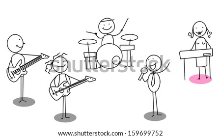 The musician team