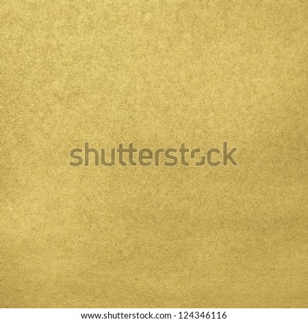 The old rumpled gold background