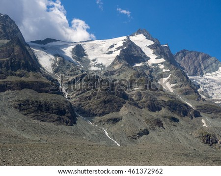 The Pasterze Glacier and Grossglockner are the natural jewels of Austria.