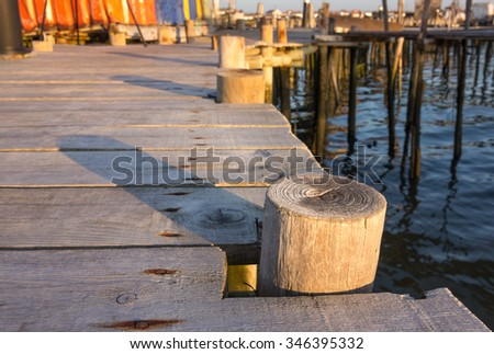 The path to the right way - stock photo