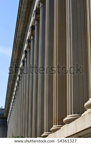 The Pillars US Department of The Treasury