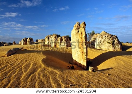 The Pinnacles - Numbung National Park, Western Australia