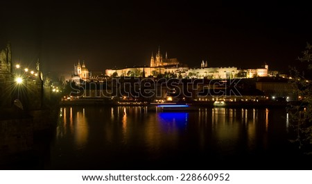The Prague Castle is one of the most magnificent and emblematic buildings of great historical past, cultural and social capital of the Czech Republic