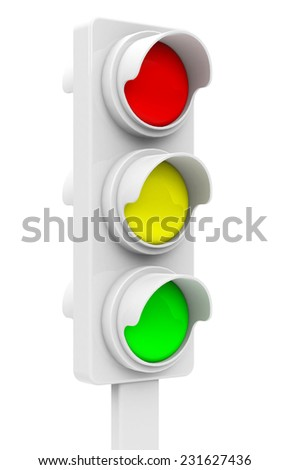 The rating - stock photo