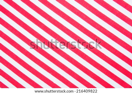 the red and white strip texture background ideal for wallpaper and background purposes - stock photo
