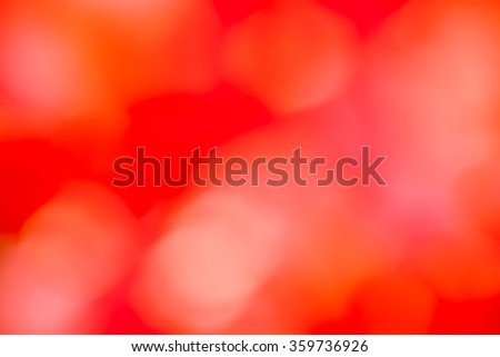 The red background color of love - stock photo