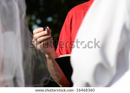 the ring - stock photo
