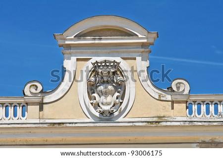 The Royal Palace of Colorno. Emilia-Romagna. Italy. - stock photo