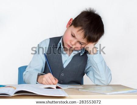 Student does not do homework