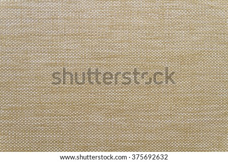 The surface texture of coarse cloth.