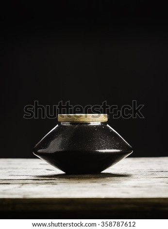 The tea pot
