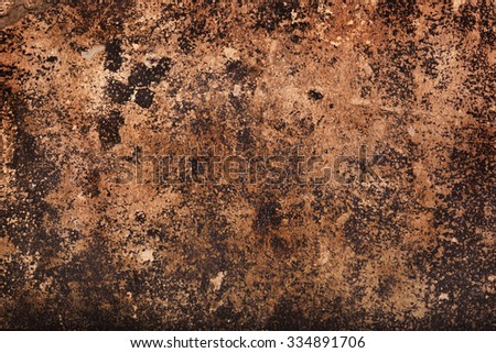 The texture is very thick old paper, grunge surface